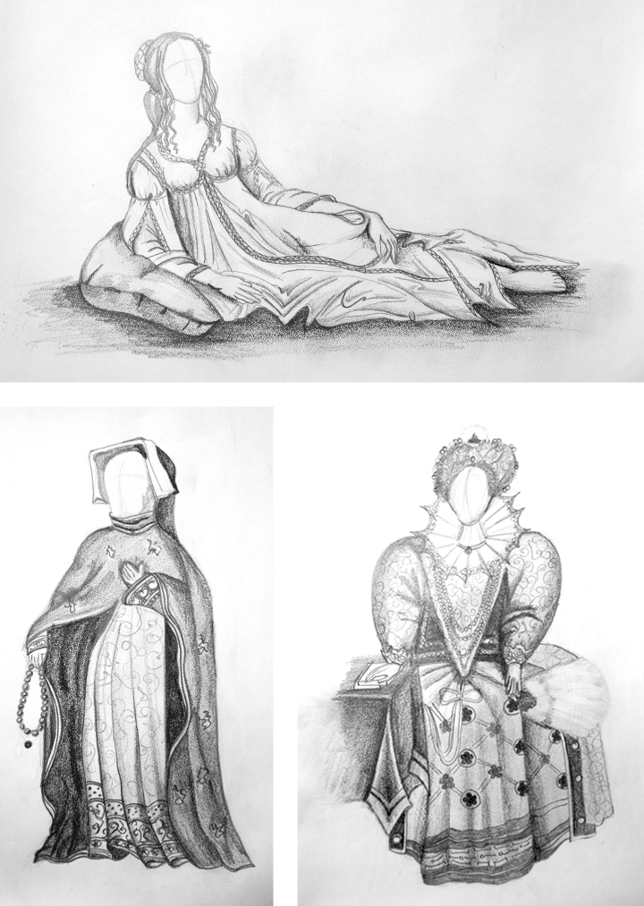 History of fashion design fashion is a strong interest